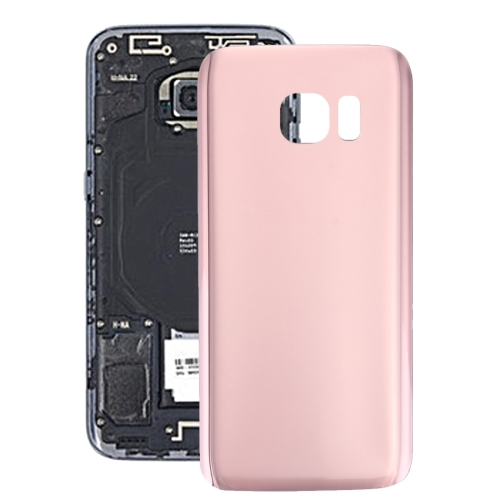 Buy iPartsBuy Original Battery Back Cover for Samsung Galaxy S7 / G930, Pink for $5.30 in SUNSKY store