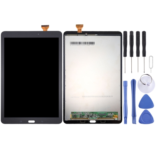 LCD Screen and Digitizer Full Assembly for Galaxy Tab E 9.6 / T560 / T561(Grey)