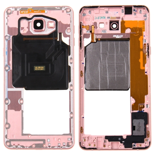 Middle Frame Bezel for Galaxy A9 / A9000(Pink)