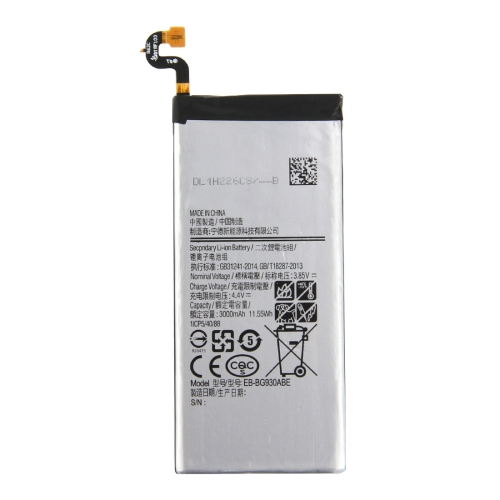 Rechargeable Li-ion Battery for Galaxy S7 Edge 3000mAh