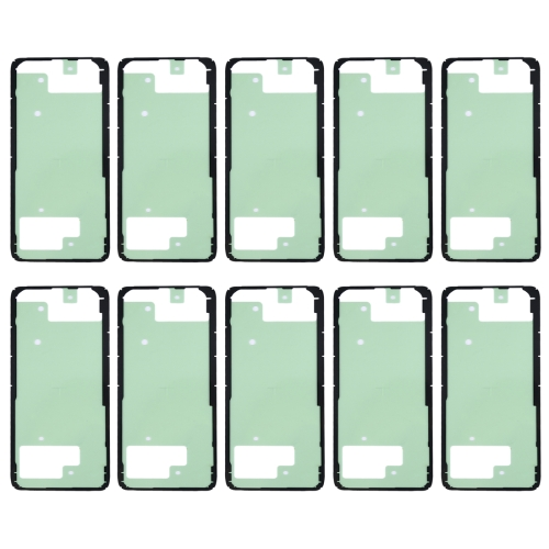 10 PCS for Galaxy A530 / A8 (2018) Back Rear Housing Cover Adhesive