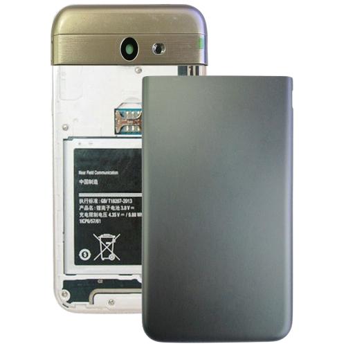 SUNSKY - Back Cover for Galaxy J7 V / J727V (Verizon)(Grey)