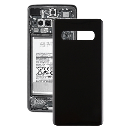 Battery Back Cover for Galaxy S10(Black)