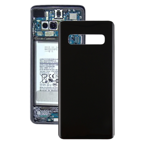 Battery Back Cover for Galaxy S10+(Black)