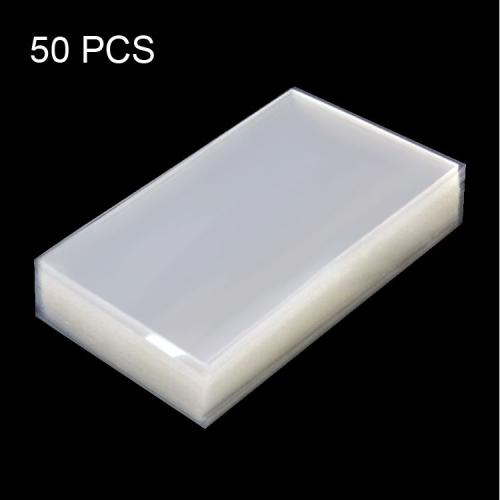50 PCS OCA Optically Clear Adhesive for Galaxy A8 / A800A / A800F