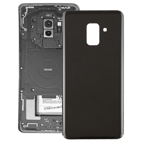 Back Cover for Galaxy A8+ (2018) / A730(Black)