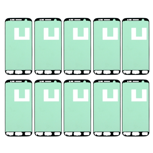 10 PCS for Galaxy S7 / G930 Front Housing Adhesive фото