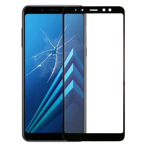 Front Screen Outer Glass Lens for Galaxy A8+ (2018)