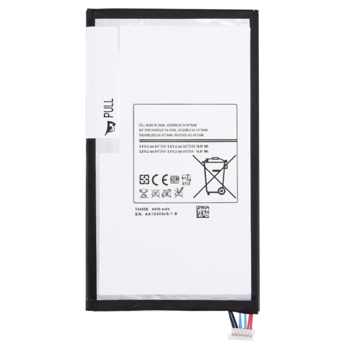 3.8V 4450mAh Rechargeable Li-ion Battery for Galaxy Tab 3 8.0 / T310