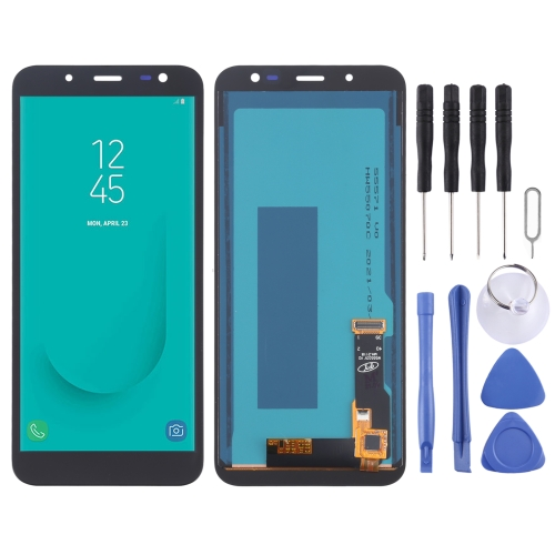 LCD Screen and Digitizer Full Assembly (TFT Material ) for Galaxy J6 (2018), On6, J600F/DS, J600G/DS(Black) фото