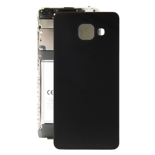 Battery Back Cover for Galaxy A3 (2016) / A3100 (Black)