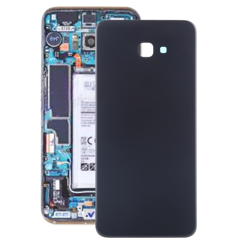 Battery Back Cover for Galaxy J4+, J415F/DS, J415FN/DS, J415G/DS(Black)
