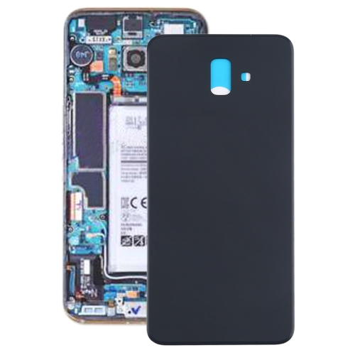 Battery Back Cover for Galaxy J6+, J610FN/DS, J610G, J610G/DS, SM-J610G/DS(Black)