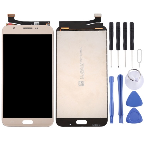 Buy iPartsBuy for Samsung Galaxy J727 Original LCD Screen + Original Touch Screen Digitizer Assembly, Gold for $29.72 in SUNSKY store