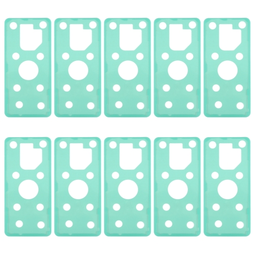 10 PCS for Galaxy S9 Back Rear Housing Cover Adhesive