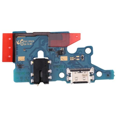 Charging Port Board for Galaxy A71 SM-A715F фото
