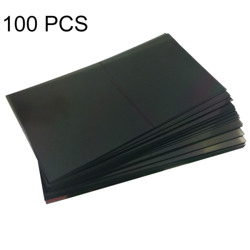 100 PCS LCD Filter Polarizing Films for Galaxy S6