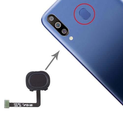 Fingerprint Sensor Flex Cable for Galaxy M30 (Black)