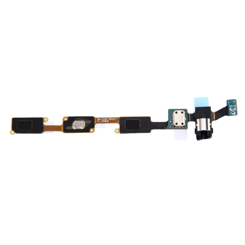 Buy iPartsBuy for Samsung Galaxy J7 / J700F Sensor + Earphone Jack Flex Cable for $2.67 in SUNSKY store