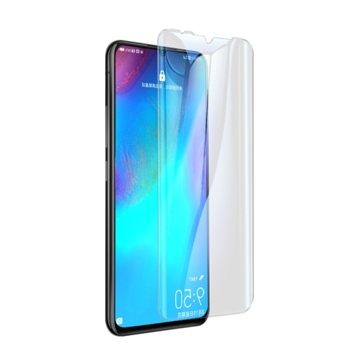 mocolo 9H 3D Full Screen UV Screen Film for Huawei P30 Pro (Transparent)