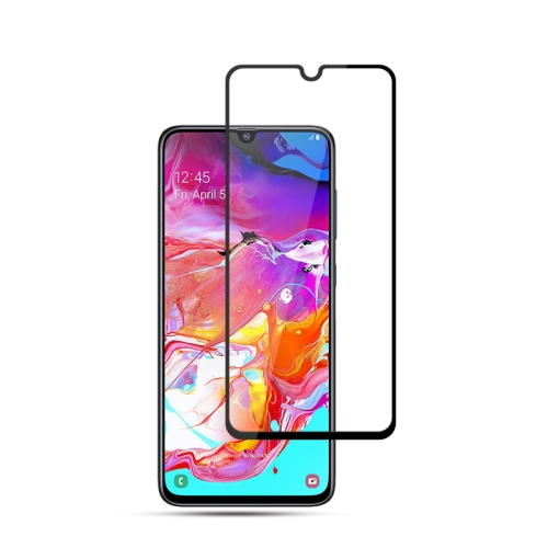 mocolo 0.33mm 9H 3D Full Glue Curved Full Screen Tempered Glass Film for Galaxy A70