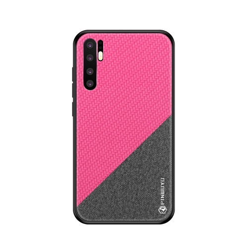 PINWUYO Honors Series Shockproof PC + TPU Protective Case for Huawei P30 Pro(Red)