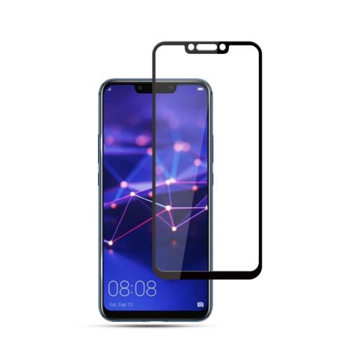 mocolo 0.33mm 9H 2.5D Full Glue Tempered Glass Film for Huawei Mate 20 Lite / Maimang 7 / Nova 3i / Nova 3 / P Smart Plus(Black)
