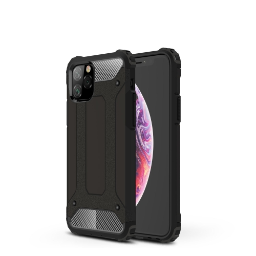 Magic Armor TPU + PC Combination Case for iPhone 11 Pro Max(Black) фото