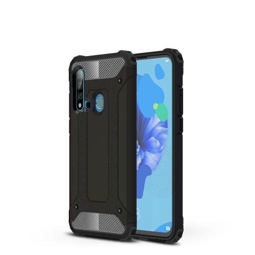 Magic Armor TPU + PC Combination Case for Huawei Nova 5i / P20 Lite 2019(Black)