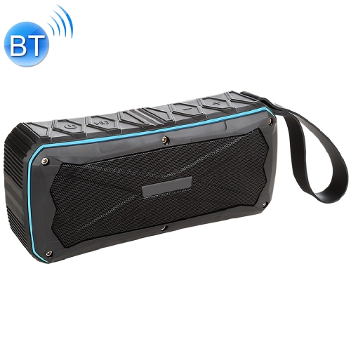 Portable Bluetooth Speaker Super Bass Stereo Wireless Speakers Support IP66 Waterproof Emergency Charging Handsfree TF