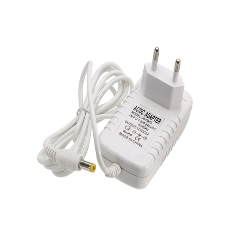 AC100 -240V / DC12V 2A Power Adapter DC Connector 5.5 x 2.1mm for LED Strip Light EU фото