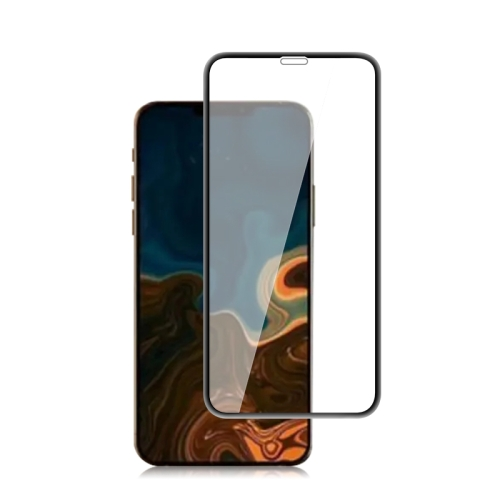 mocolo 0.33mm 9H 3D Full Glue Curved Full Screen Tempered Glass Film for iPhone 11 Pro Max / XS Max