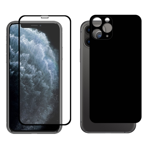 Lens Black for Apple iPhone Xs Max Glass Only with Glue Card