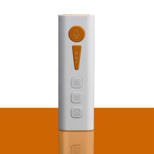 Sunsky I3k Portable Collar Bluetooth Karaoke Microphone