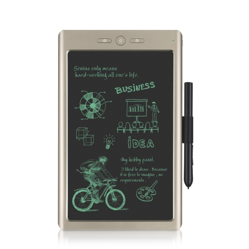 Portable 9-inch Smart Digital Drawing Board Bluetooth USB Connected To Mobile Phone, Cloud Note with High-Precision Writing Pen