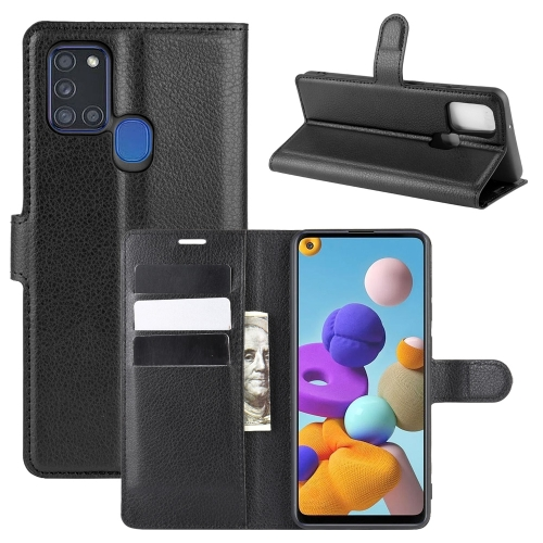 CAOMING for GoPro HERO4 Litchi Texture Genuine Leather Protective Case with Sling Durable Color : Black
