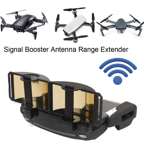 Signal Booster Antenna Range Extender Spark for DJI Mavic Pro, Mavic Air, Spark