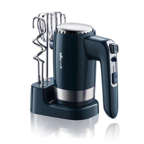 Handheld Food Mixer Cream Beater Electric Egg Whisk Cake Bread Dough Blender, Plug Type:CN