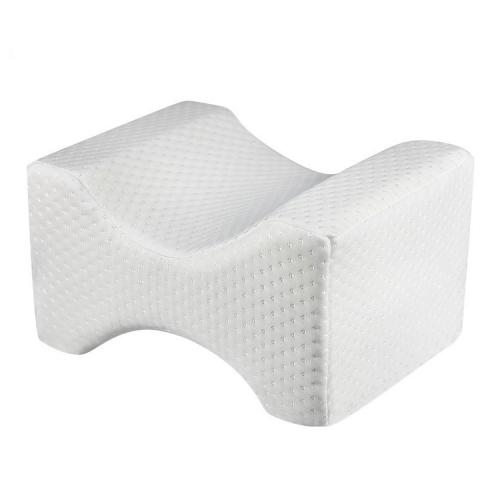Memory Foam Leg Pillow Sleeping Orthopedic Sciatica Back Hip Joint Pain Relief