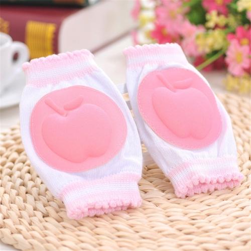 Baby Anti Slip Knee Pads Cotton Baby Socks For Newborns Baby Safety Crawling Elb