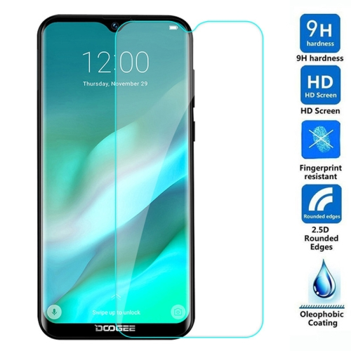 Tempered Glass Film for Doogee Y8