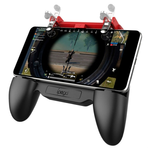 ipega PG-9123 Stretchable Gamepad with Cooling Fan, Support Power Bank Function, Suitable for 4.5-6.5 inch Mobile Phones(As The Picture Shows)