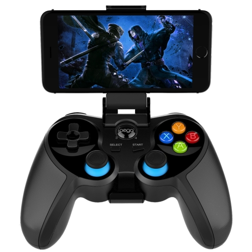 Ipega PG9157 Ninja Bluetooth Stretchable Gamepad, Support Android / IOS Devices Direct Connection, Maximum Stretch Length: 95mm(Black) фото
