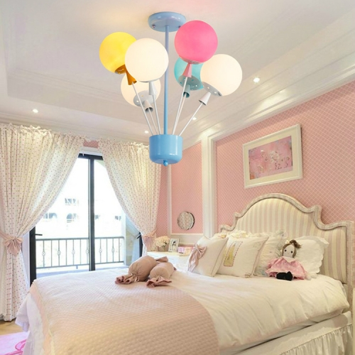Balloon Ceiling Chandelier