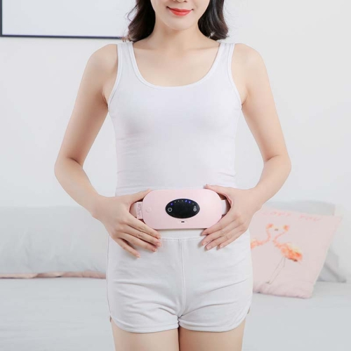 sunsky-online.com - 15% OFF by SUNSKY COUPON CODE: TBD04270390 for Intelligent Infrared Warming Uterus Treasure Belt Heating Vibration Massager,Random Color Delivery