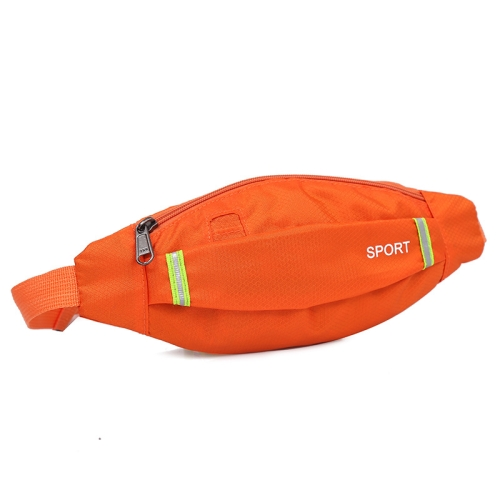 Waist Purse Soccer with Fire Logo Unisex Outdoor Sports Pouch Fitness Runners Waist Bags
