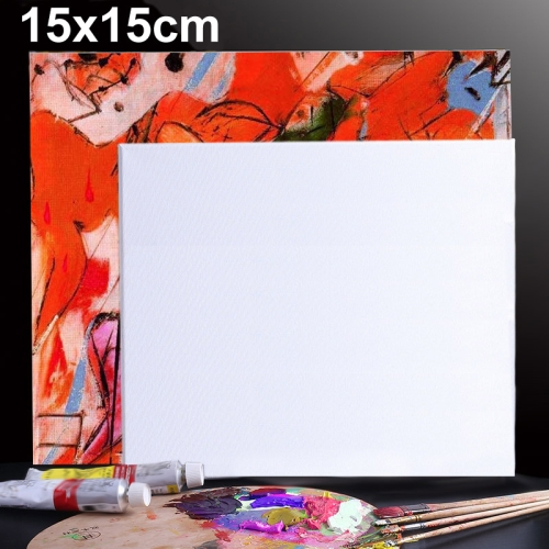Blank Oil Acrylic Painting Board Canvas Art Stretched Wooden Framed 30x40cm