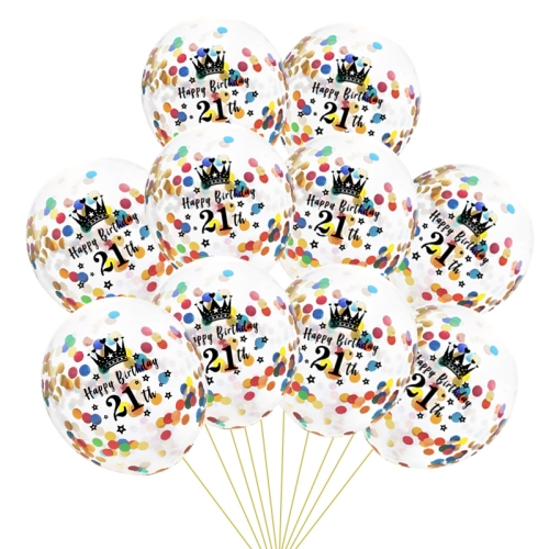 Miniature Plastic Oval Shaped Balloons Model for Dollhouse Decoration 1//12
