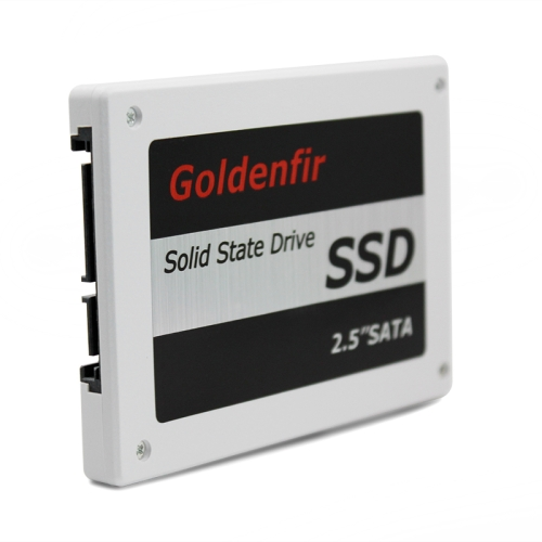Goldenfir SSD 2.5 inch SATA Hard Drive Disk Disc Solid State Disk, Capacity: 256GB