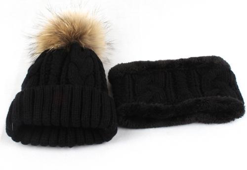 79be6bba1d95 SUNSKY - Niños niños Conjunto de bufanda con gorro de invierno ...